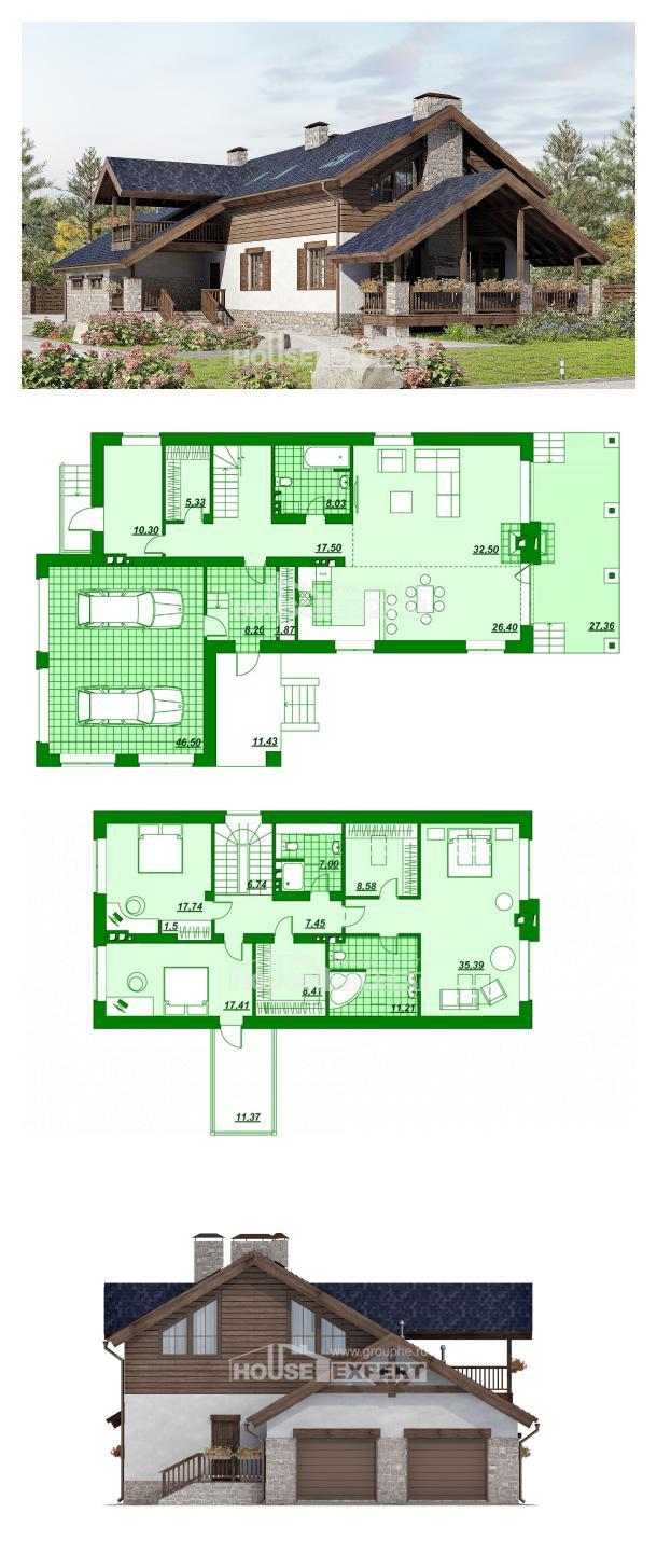 Проект дома 280-003-Л | House Expert